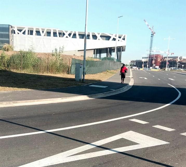 Bridge City MA Clean-Up For Mayoral Visit