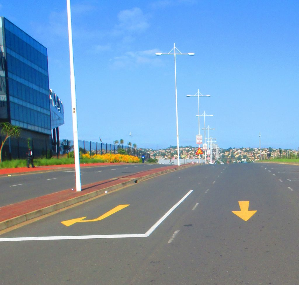 eTM Continues With Road Marking Upgrades
