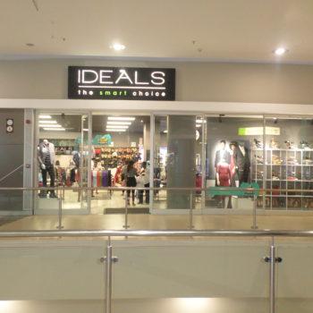 Ideals fashion BC shopping centre