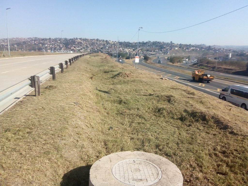 Grass Cut In Various Areas Of Bridge City