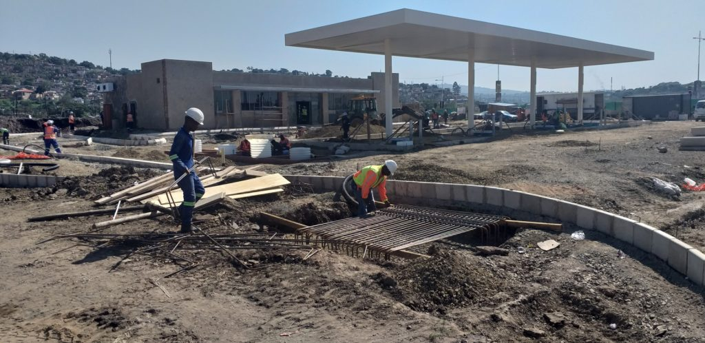 Bridge City Petrol Station To Open Soon