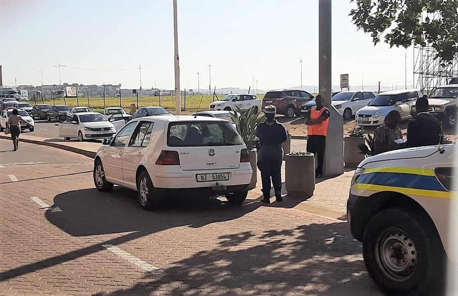 Metro Police Continue Fining
